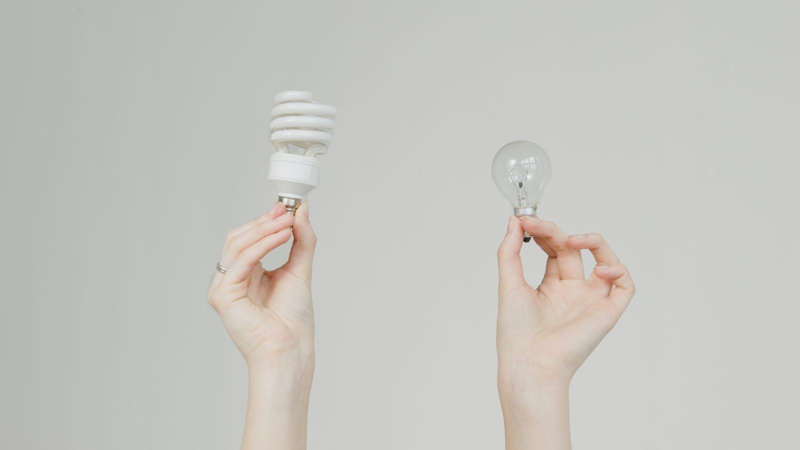 energy efficiency changing light bulbs Sigmadoors