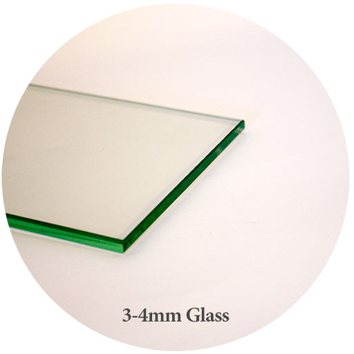 Glazing sheet 4mm glass float Sigmadoors