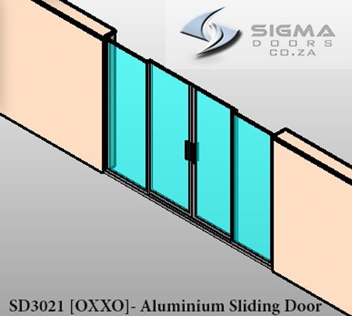Aluminium door and windows patio door sizes Sigmadoors