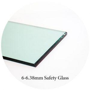 6mm glazing sheet glass shetts for aluminium windows and doors safety glass 6mm 6.38mm glass Sigmadoors