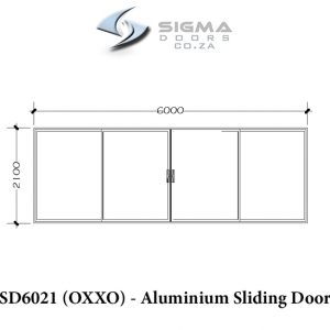 Aluminium sliding doors prices patio doors external sliding doors Sigmadoors