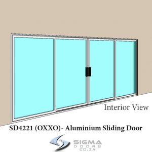 Aluminium glass door manufature aluminium sliding doors oxxo prices builders Aluminium doors manufacturer Sigmadoors South Africa