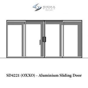 Aluminium door frames manufacturer South African aluminium door prices glass doors for sale Sigmadoors SA