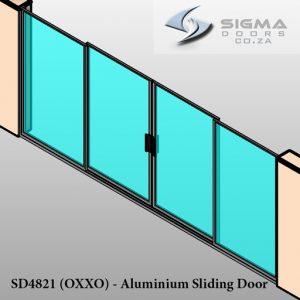 Aluminium doors patio doors price lists Sigmadoors