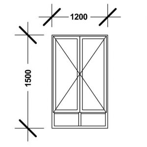Aluminium windows for sale casement windows Sigmadoors