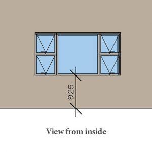 sash window size aluminium awning windows prices Sigmadoors