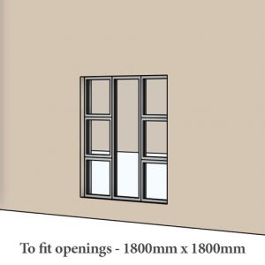 Standard South African aluminium window frames for sale Sigmadoors