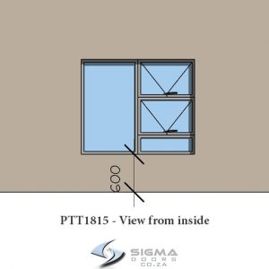 1800 x 1500mm aluminium windows prizes builders warehouse Sigmadoors