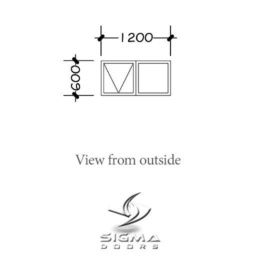 aluminium window Export South Africa Sigmadoors