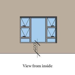 Aluminium casement windows prices cashbuild build it Sigmadoors