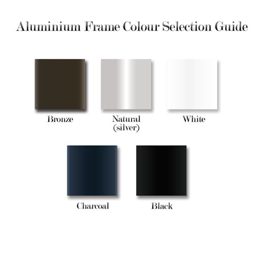 Aluminium window colours powder coated aluminium windows and doors anodized aluminium window colours South Africa Sigmadoors