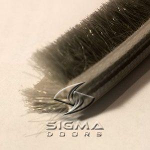 finpile woolpile window and door dust seal Sigmadoors