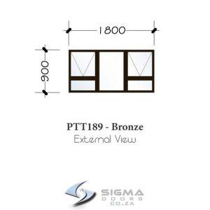 Aluminium kitchen window cashbuild build it builders warehouse prices PTT189 Sigmadoors