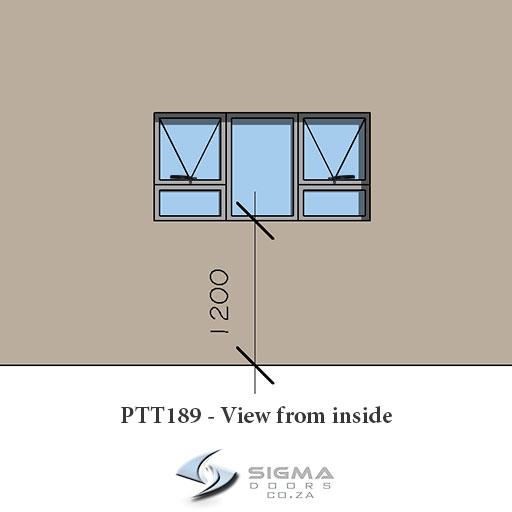 architect elevation plans aluminium windows Sigmadoors