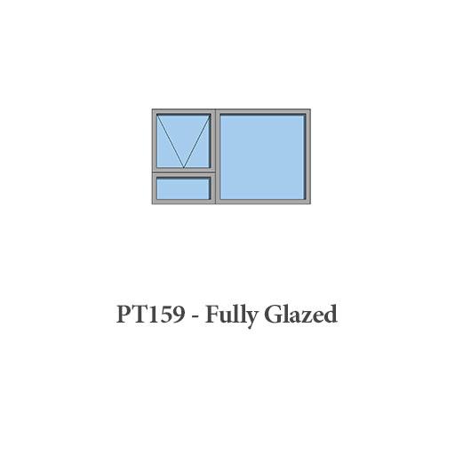 1500 x 900 aluminium windows Sigmadoors