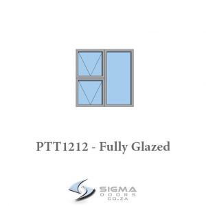fully glazed aluminium windows and doors Limpopo Sigmadoors