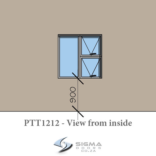 1200 x 1200mm aluminium windows manufacturer supplier Sigmadoors