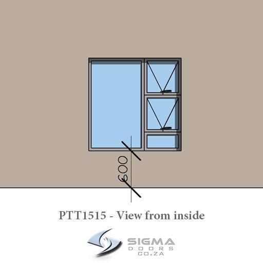 Aluminium window manufacturer South Africa Sigmadoors