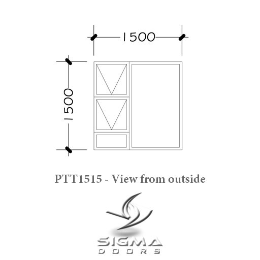 Aluminium window suppliers centurion Sigmadoors