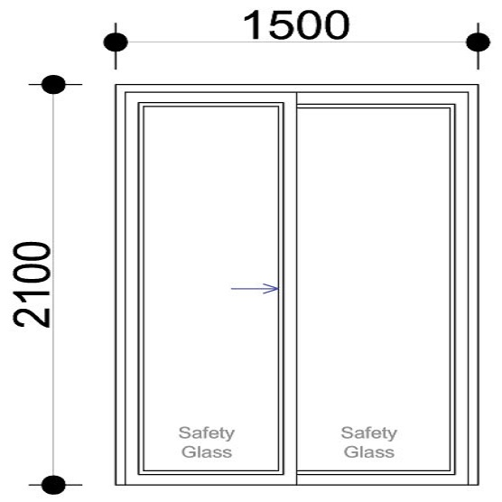 Sigmadoors Sliding Aluminium Door Sliding Patio Door, Front doors Aluminium double doors aluminium patio doors aluminium doors for sale french doors for sale aluminium doors cape town johannesburg storm door aluminium glass doors door frame exterior glassdoor door frames, Sigmadoors, Johannesburg, South Africa