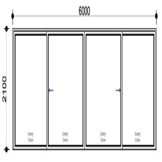 Sigmadoors Sliding Aluminium Door_SD6021-XX