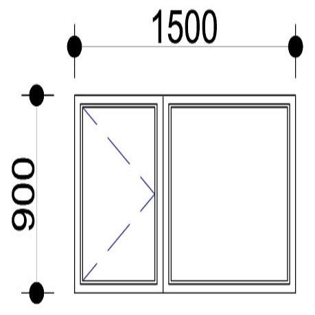 Sigmadoors.Aluminium Windows-Casement windows_PS159