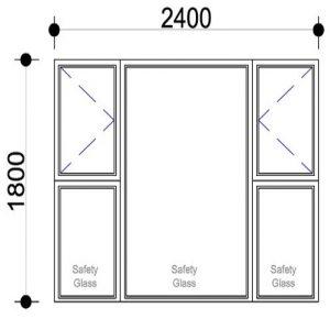 Aluminium Window Side Hung Aluminium Windows Sigmadoors replacement windows aluminium window frame window frame aluminium windows prices aluminium window aluminium window installation standard aluminium window sizes