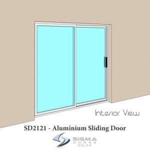 Interior view aluminium sliding doors for sale sliding door price builders warehouse cashbuild Gauteng
