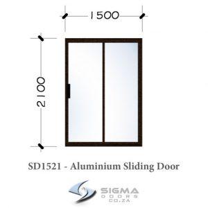 Aluminium patio door prices builders warehouse Sigmadoors
