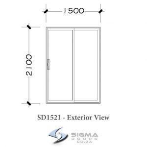 Aluminium sliding doors prices cashbuild builders Sigmadoors