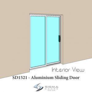 Aluminium sliding doors for sale Gauteng South Africa Sigmadoors