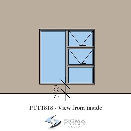 Aluminium window manufactures in Midrand Centurion Sigmadoors