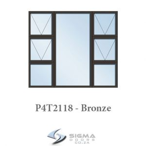 Bronze aluminium windows port elizabeth durban Sigmadoors