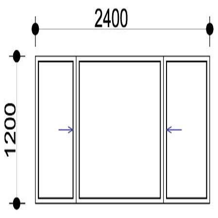 Sigmadoors.Aluminium Windows-Casement windows_HS2412-XX