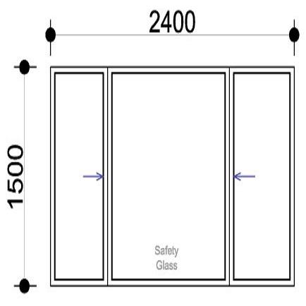 Sigmadoors.Aluminium Windows-Casement windows_HS2415-XX