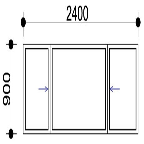 Sigmadoors.Aluminium Windows-Casement windows_HS249-XX