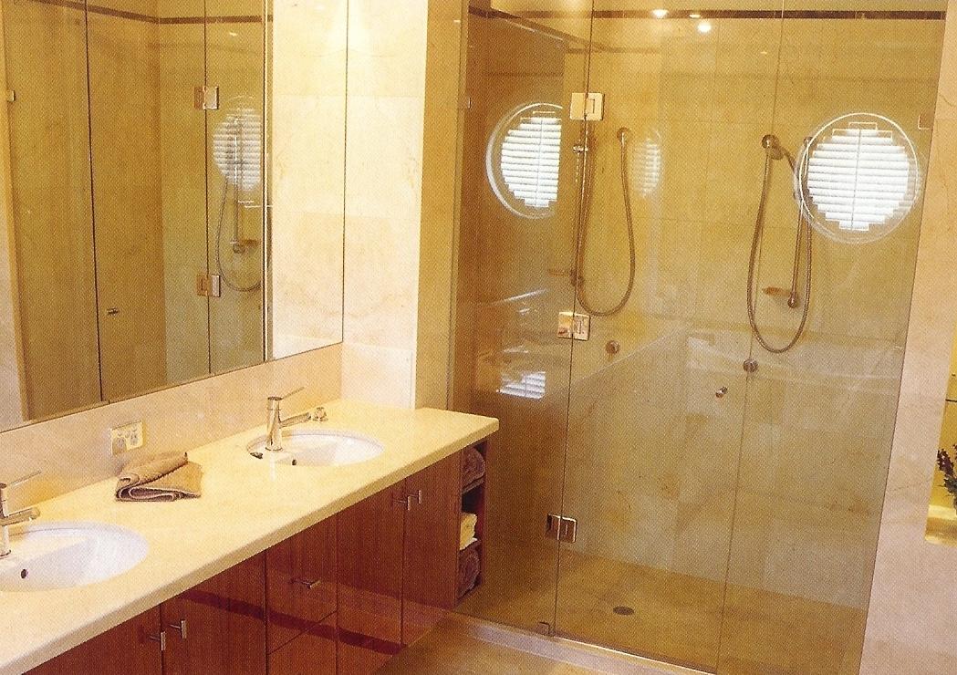Frameless shower doors, Sigmadoors, Johannesburg,