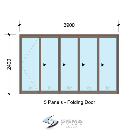 Aluminium-doors-SFD3924_5-Panel-Aluminium-Vistafold-Folding-Door-Sigmadoors