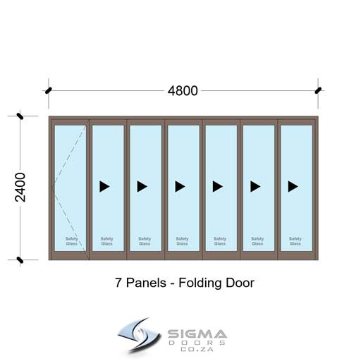 Aluminium-doors-SFD4824_7-Panel-Aluminium-Vistafold-Folding-Door-Sigmadoors