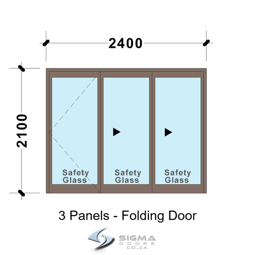 SFD2421_3-Panel-Aluminium-Vistafold-Folding-Door-patio-doors