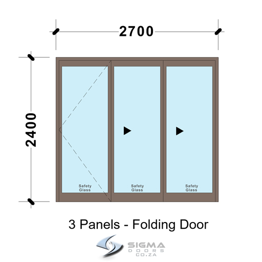 SFD2724_3-Panel-Aluminium-Vistafold-Folding-Door-Glassdoor