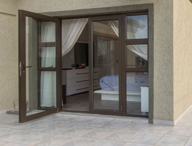 Aluminium Hinged Doors Category Single Amp Double Hinged