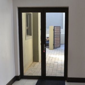 Full Pane Hinged Doors