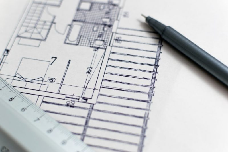 Architects plan for renovations Sigmadoors