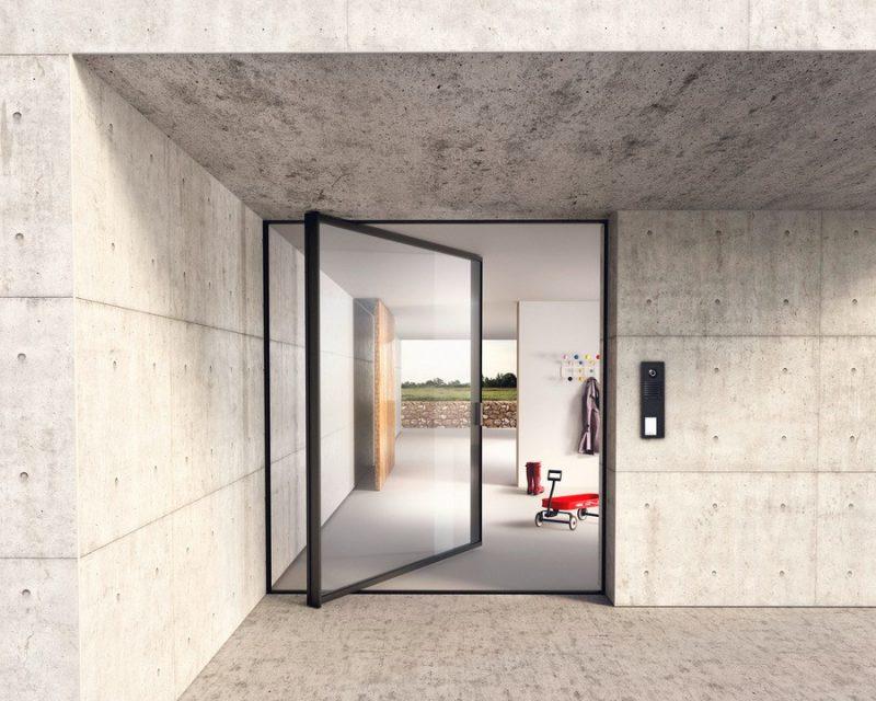 front entrance door aluminium pivot doors colours pivot glass doors Sigmadoors