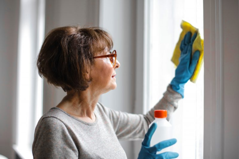 cleaning windows how to clean glass Sigmadoors
