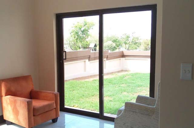 Aluminium windows and doors, Insulation, weather proofing windows & doors,